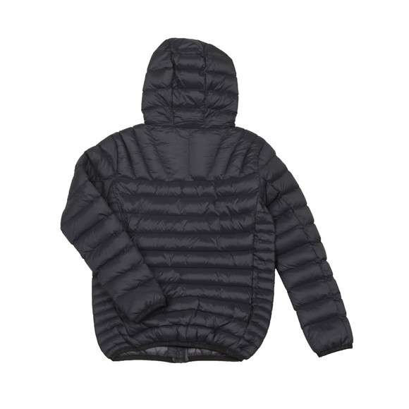 Kings Will Dream Boys Black Korley Puffer Jacket main image