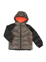 Boys Shield Logo Puffer