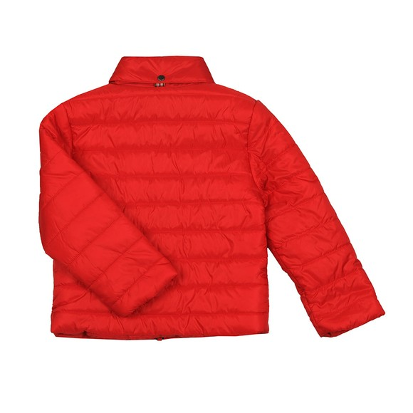 Paul Smith Boys Red Lightweight Puffer Jacket main image