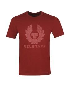 Belstaff Mens Red Coteland 2.0 T Shirt