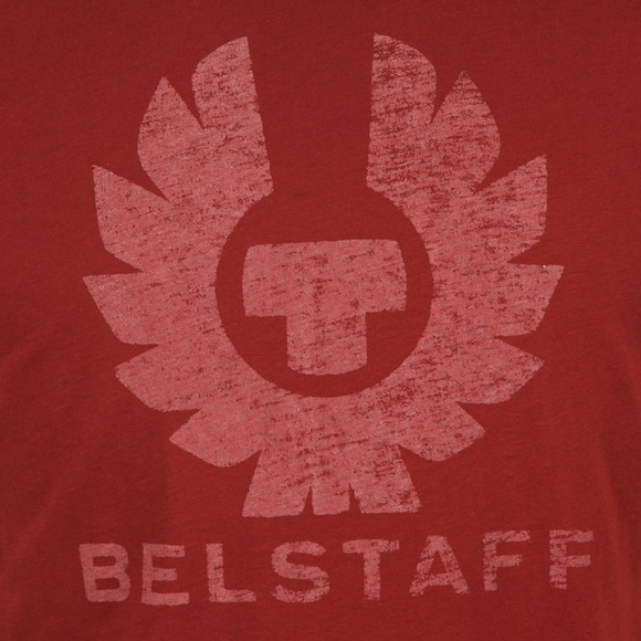 Belstaff Mens Red Coteland 2.0 T Shirt main image