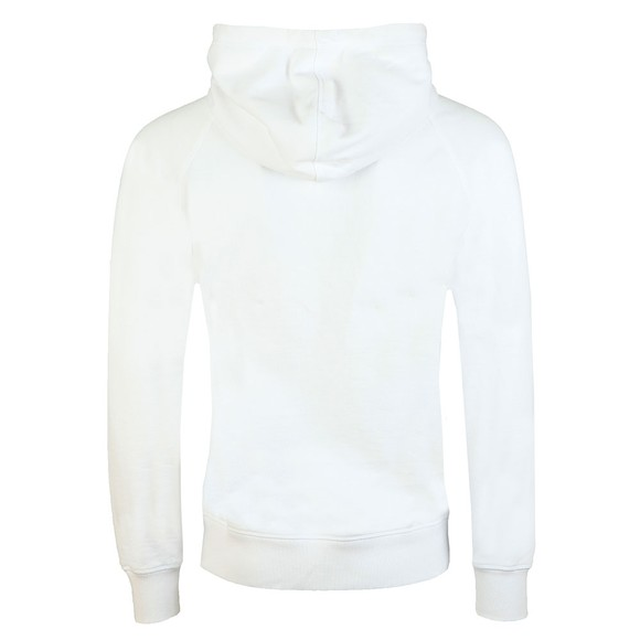 Calvin Klein Jeans Mens White Washed Monogram Hood main image