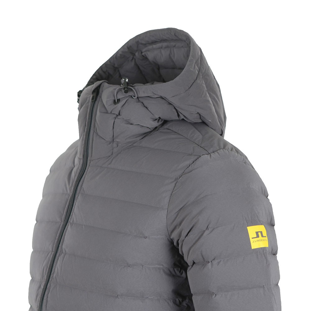 Ease Hooded Down Jacket main image