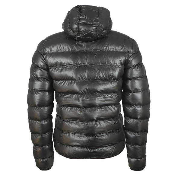 Sik Silk Mens Black Atmosphere Jacket main image