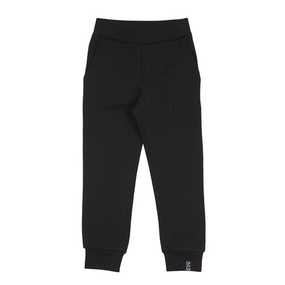 Lanvin Boys Black Jogger