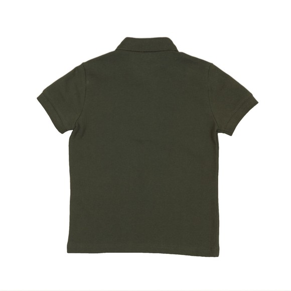 Paul Smith Junior Boys Green Ridley Polo Shirt main image