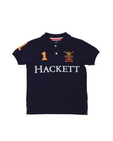 Hackett Boys Blue Boys Army Polo Shirt
