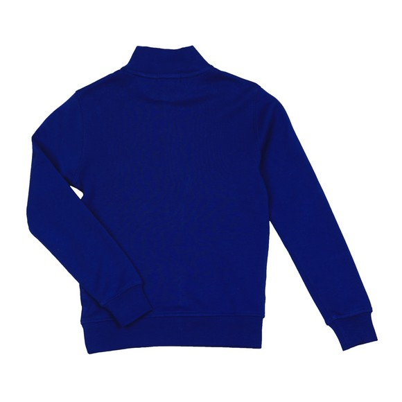 Polo Ralph Lauren Boys Blue Boys Tech Half Zip Sweatshirt main image