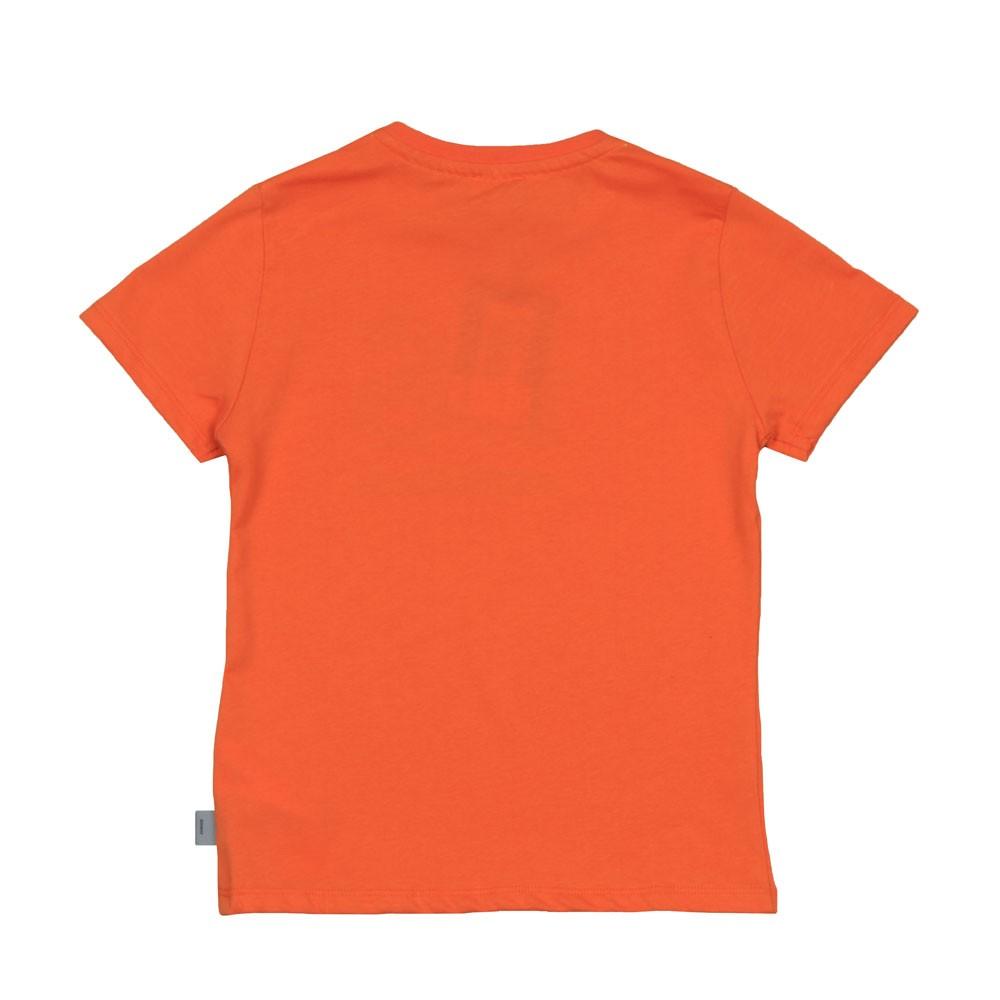 Voilou Neon Zebra Line T Shirt main image