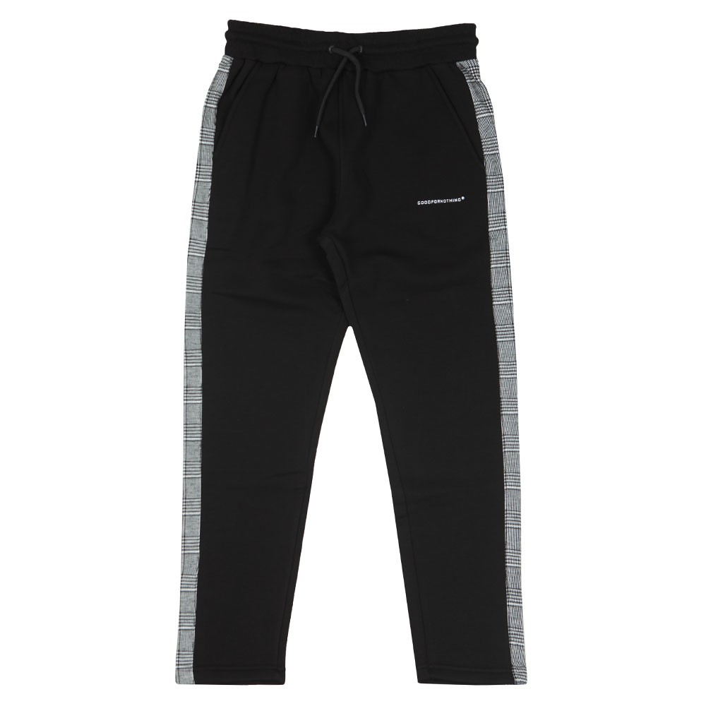 Check Tape Joggers main image