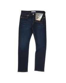 Calvin Klein Jeans Mens Blue Slim Taper Jean