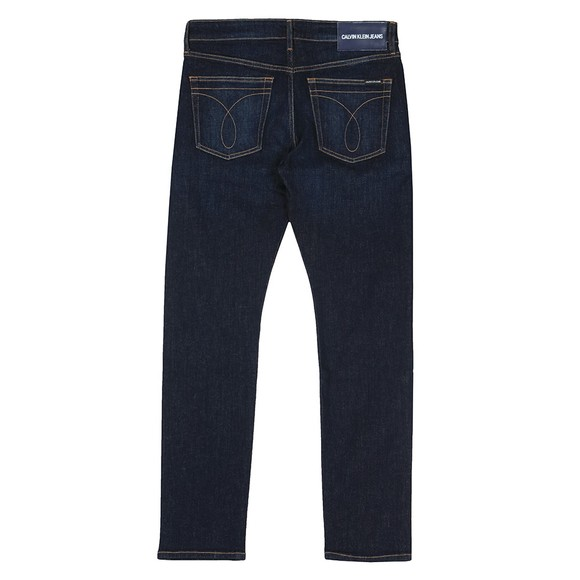 Calvin Klein Jeans Mens Blue Slim Taper Jean main image