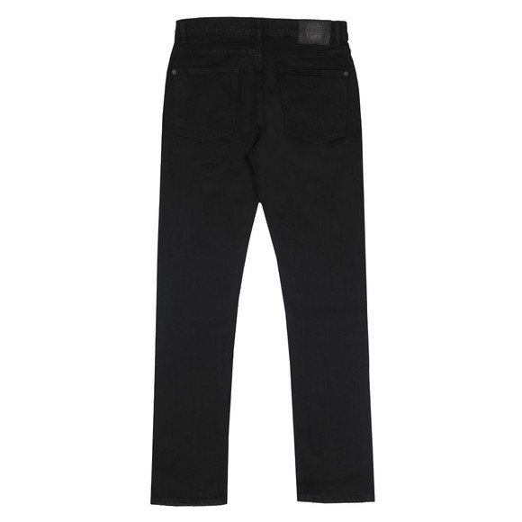 Pretty Green Mens Black Erwood Slim Fit  Jean main image
