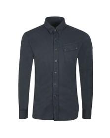 Belstaff Mens Blue Pitch Shirt