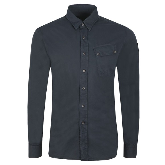 Belstaff Mens Blue Pitch Shirt main image