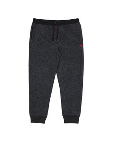 Polo Ralph Lauren Mens Black Fleece Jogger