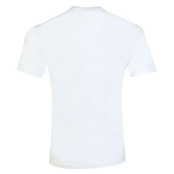 Belstaff Mens White Chest Logo T Shirt main image