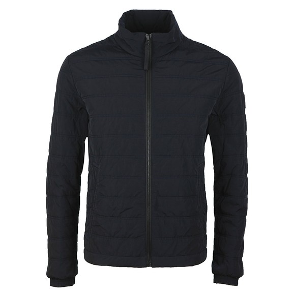 BOSS Mens Blue Casual Owest Jacket main image