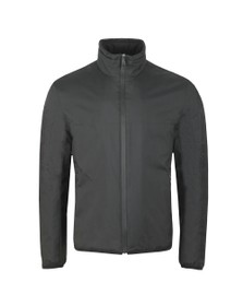 BOSS Mens Black Athleisure J Taped Jacket