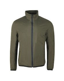 BOSS Mens Green Athleisure J Taped Jacket