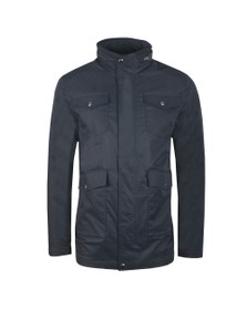 Gant Mens Blue The Four Pocket City Jacket
