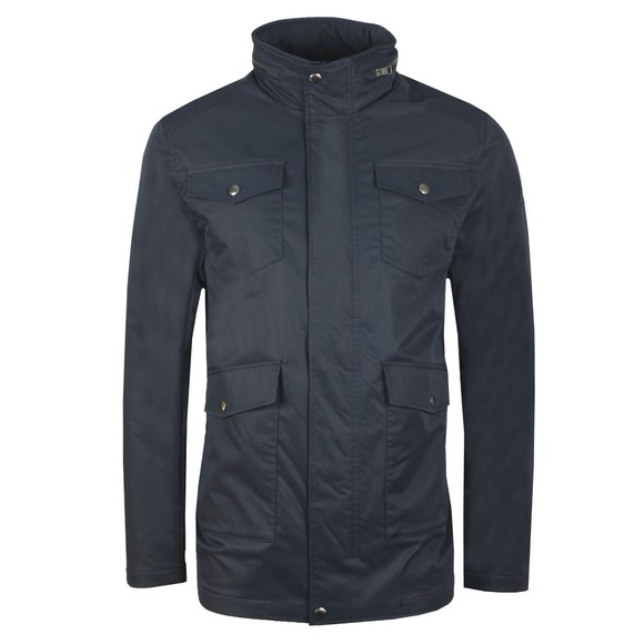 Gant Mens Blue The Four Pocket City Jacket main image