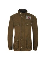 Lester Washed Wax Jacket