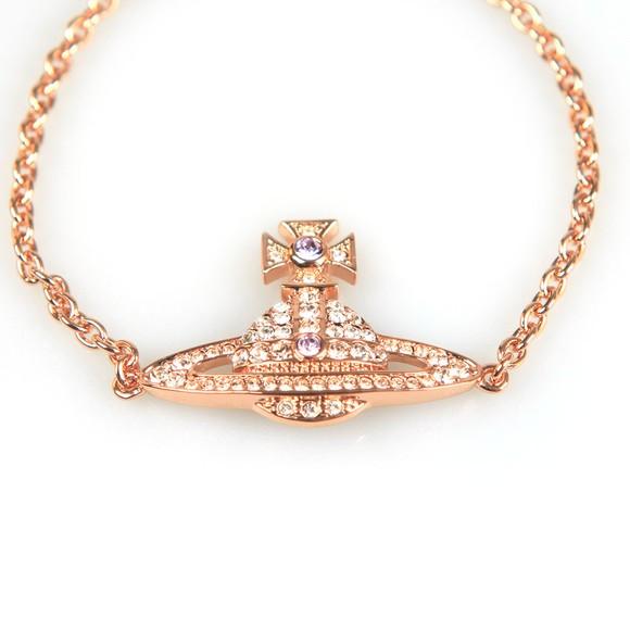 Vivienne Westwood Womens Pink Kika Bracelet