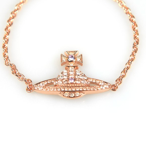 Vivienne Westwood Womens Pink Kika Bracelet main image