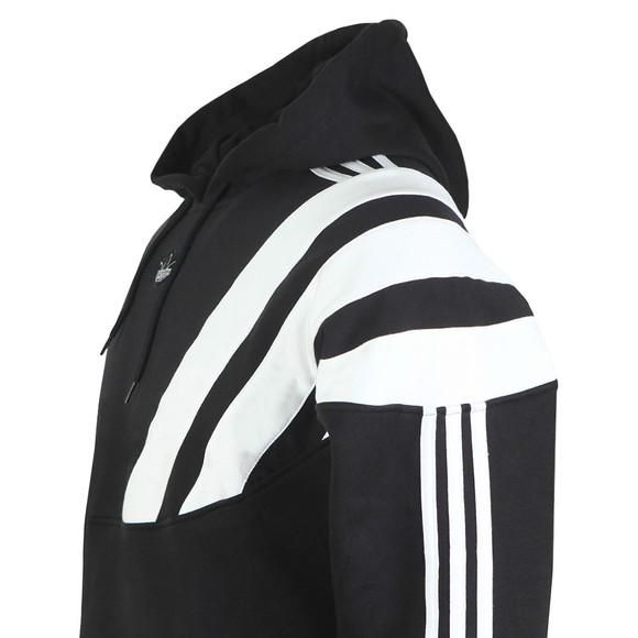 adidas Originals Mens Black BLNT 96 Hoody main image