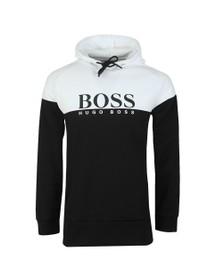 BOSS Bodywear Mens Black Fashion Hoody