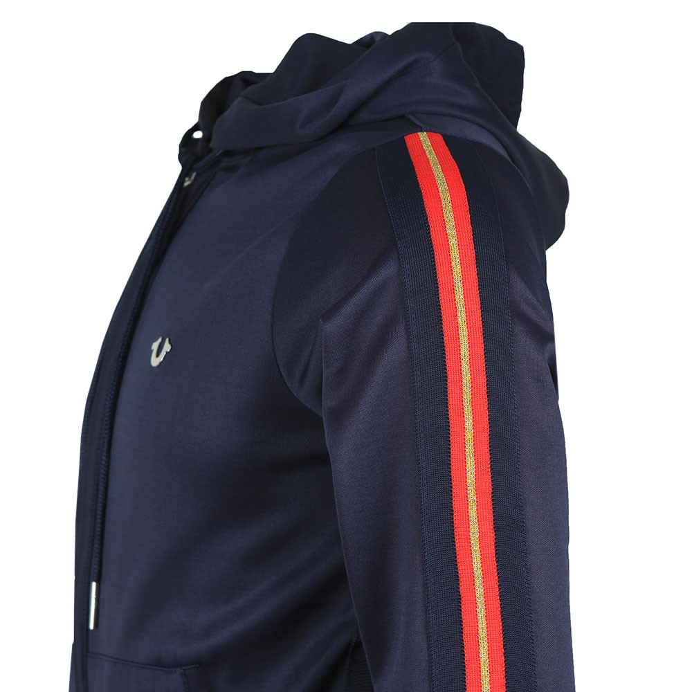Hooded Zip Jacket main image