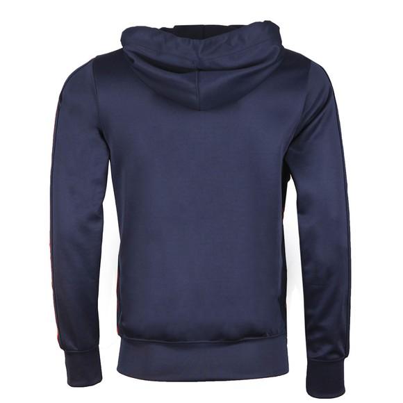 True Religion Mens Blue Hooded Zip Jacket main image
