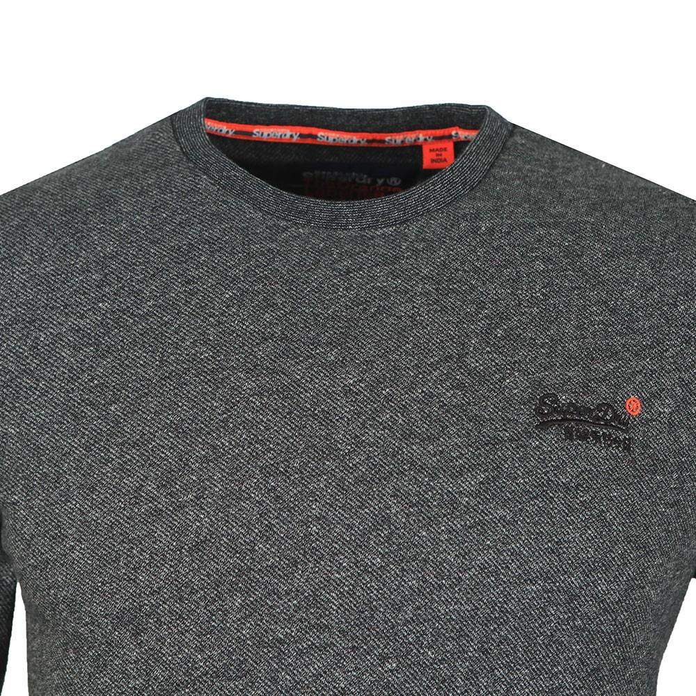 OL Twill Texture LS T-Shirt main image
