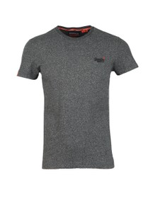 Superdry Mens Grey OL Vintage Embroidery T-Shirt
