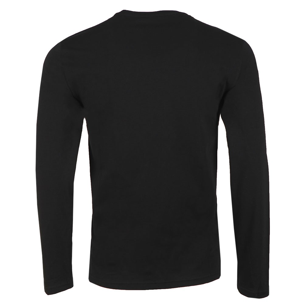 Small Logo Stretch Long Sleeve T Shirt main image