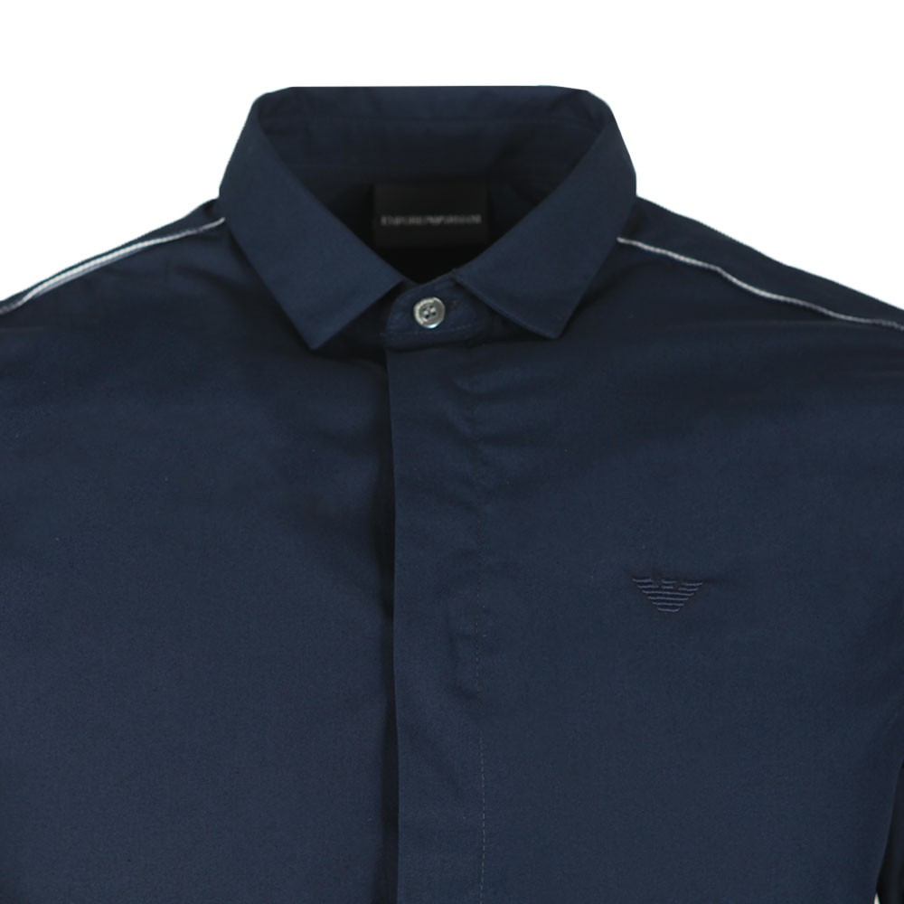 6G1C65 Plain Shirt main image