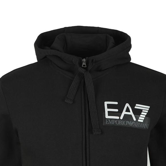 EA7 Emporio Armani Mens Black Tracksuit main image