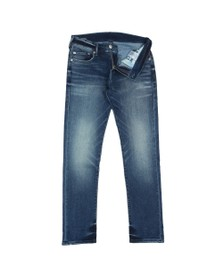 True Religion Mens Blue Rocco Skinny Jean