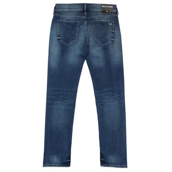 True Religion Mens Blue Rocco Skinny Jean main image
