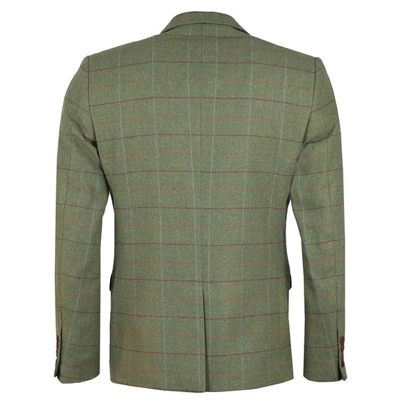 Marc Darcy Mens Green Ellis Check Blazer main image