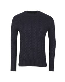 Superdry Mens Blue Jacob Crew Jumper