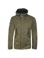 Cotton Zip Up Hooded Jacket
