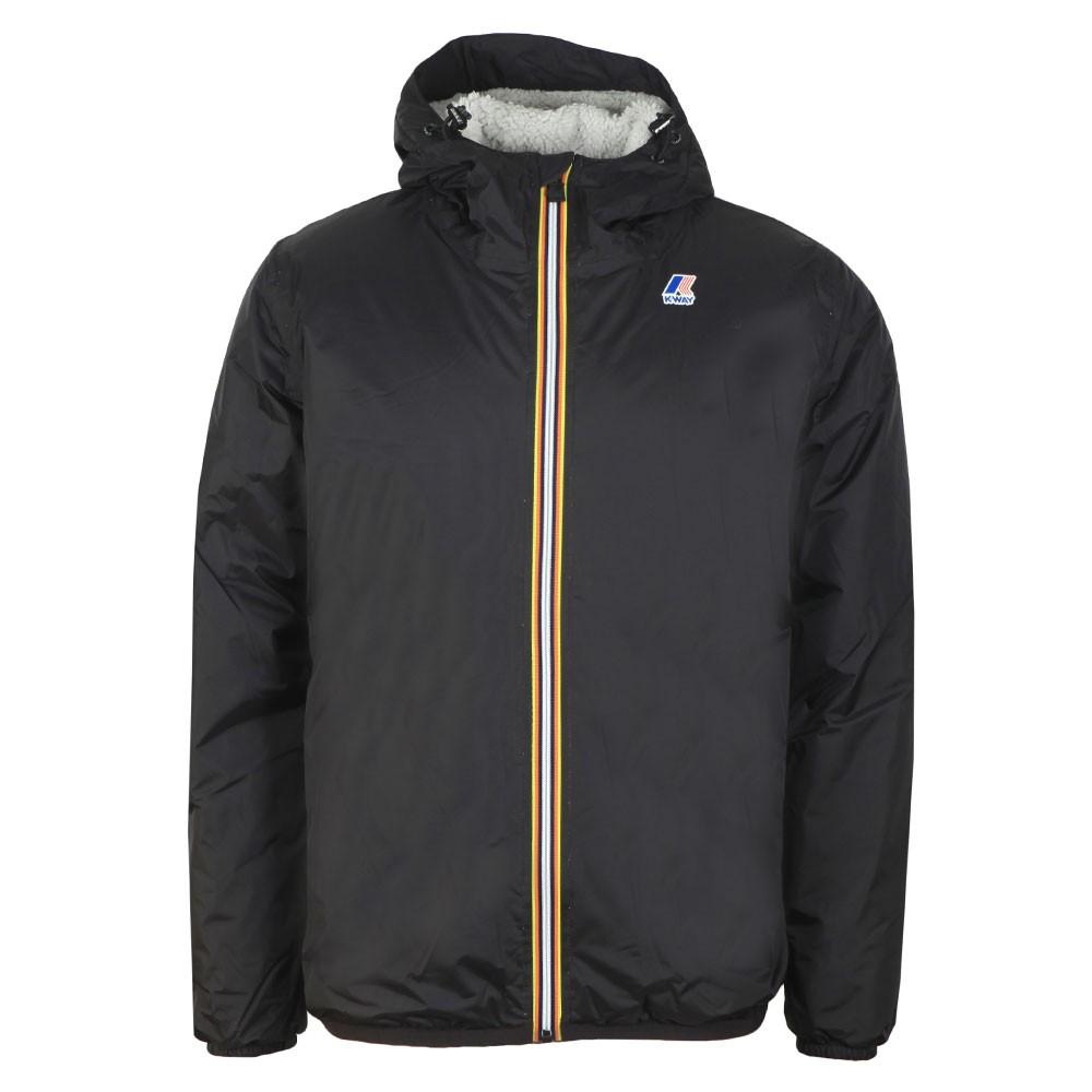 Le Vrai Claude Orsetto Fleece Lined Jacket main image