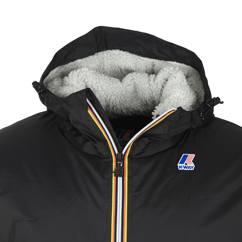 Le Vrai Claude Orsetto Fleece Lined Jacket main image