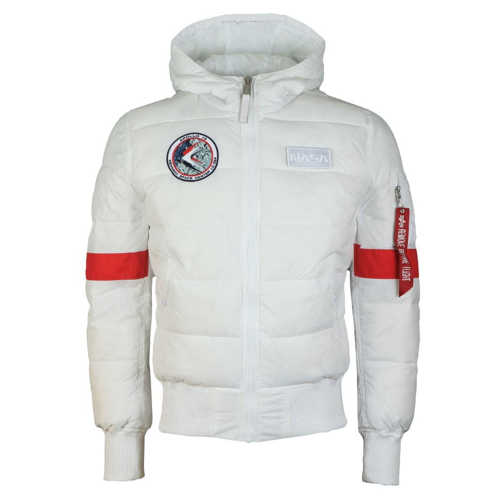 FD Apollo Hooded Puffer Jacket main image