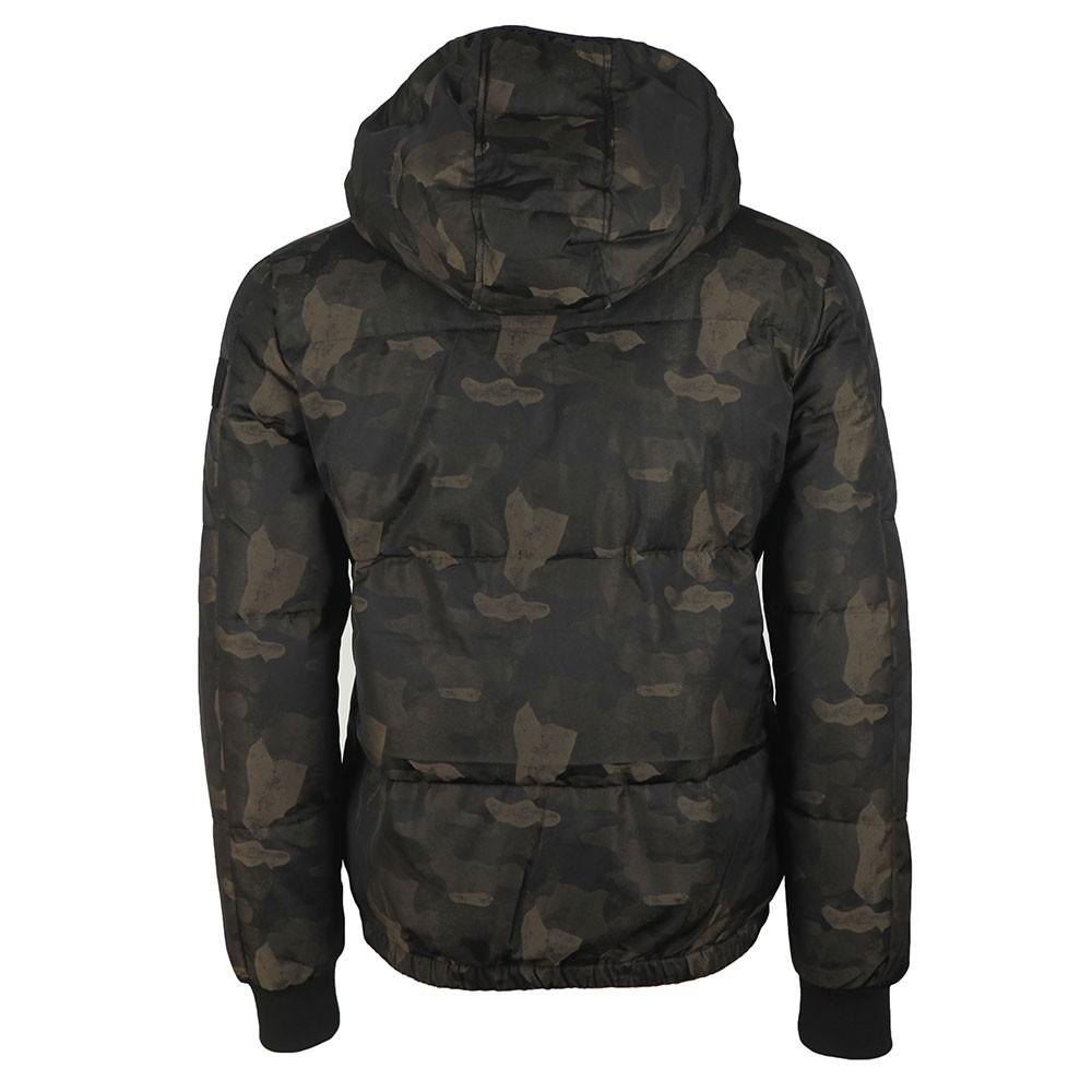 Camouflage Down Jacket main image