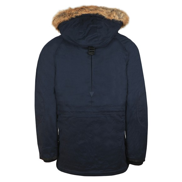 Superdry Mens Blue SDX Parka Jacket main image