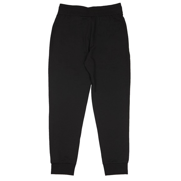 BOSS Bodywear Mens Black Gold Logo Jogger main image