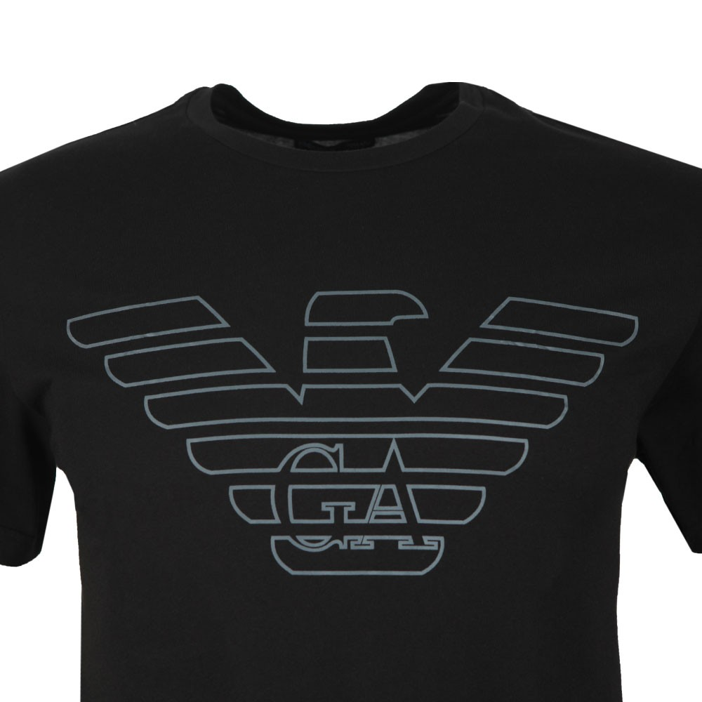 Large Eagle Logo T-Shirt main image